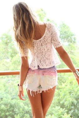21 Attractive DIY Shorts Ideas To Try This Summer 03