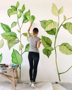 21 DIY Wall Painting Ideas To Refresh Your Home 17