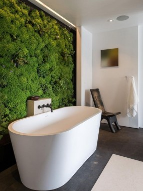21 Most Enchanting Ways To Decorate Room With Moss Wall For Enlivening Home 24