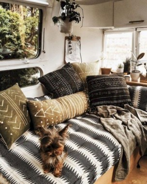 21 RV Living Decor To Make Road Trip So Awesome 08