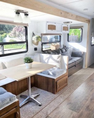 21 RV Living Decor To Make Road Trip So Awesome 09