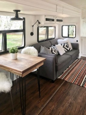 21 RV Living Decor To Make Road Trip So Awesome 23
