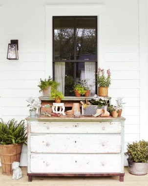 21 Vintage Front Porches Furniture Ideas To Inspire You 07