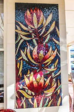 22 Easy DIY Mosaic Craft Projects For Your Home Decor 06