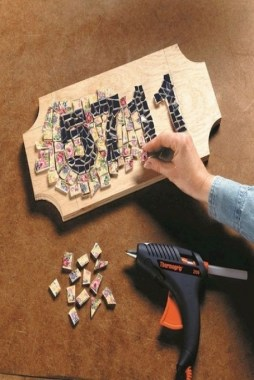 22 Easy DIY Mosaic Craft Projects For Your Home Decor 09