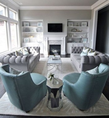 22 Inspiring Living Room Layouts Ideas With Sectional 05