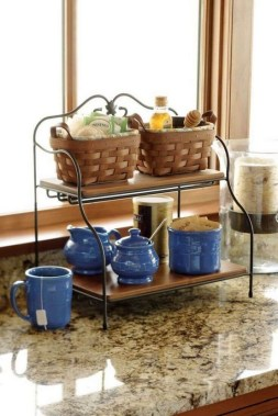 23 Inventive Kitchen Countertop Organizing Ideas To Keep It Neat 13