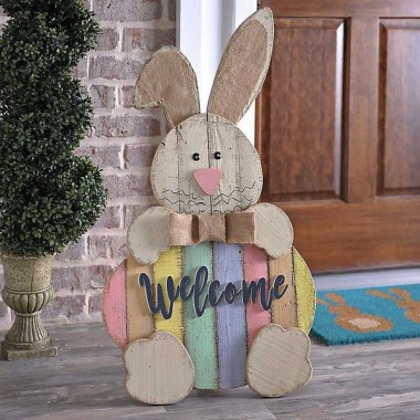 24 DIY Easter Decorations To Welcome Spring 04