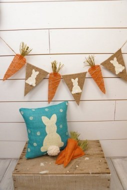 24 DIY Easter Decorations To Welcome Spring 06