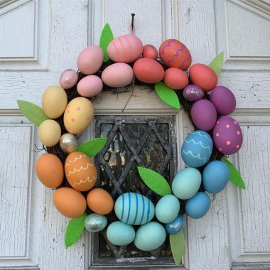 24 DIY Easter Decorations To Welcome Spring 22
