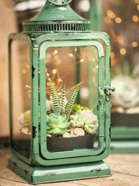 24 Easy Summer Decoration Ideas With Lantern That Need Less Than An Hour 01