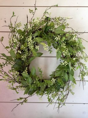 24 Gorgeous Greenery Touch For Your Home To Welcome Spring 17