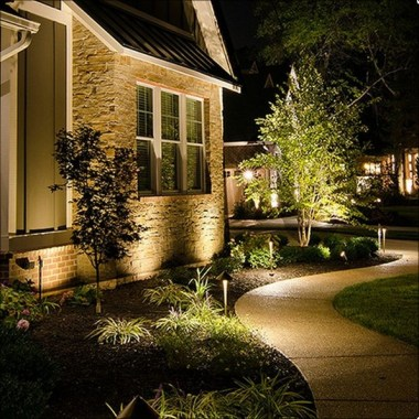 24 Most Beautiful Outdoor Lighting Ideas To Inspire You 20