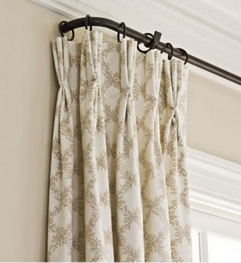 24 Smart And Creative Places To Hang Curtains Other Than Window 23