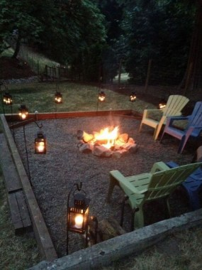25 Easy And Cheap Backyard Ideas You Can Make Them For Summer 02
