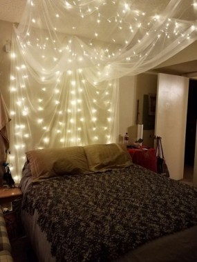 25 Ways To Decorate Your Home Decor All Year Long Using Twinkle Lights 03