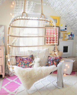 26 Chic Teenage Girl Bedroom Decorating Ideas 29