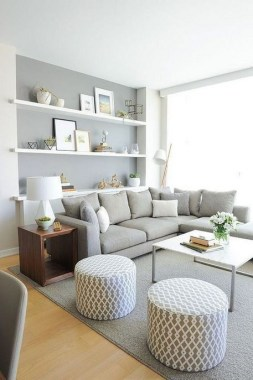 26 Wonderful Living Room Decor Ideas With Spring Theme 11