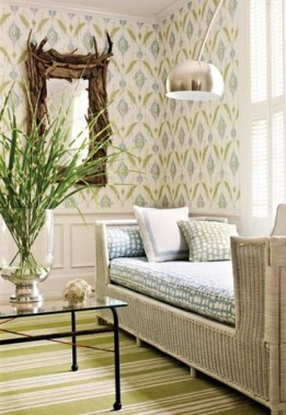 26 Wonderful Living Room Decor Ideas With Spring Theme 22