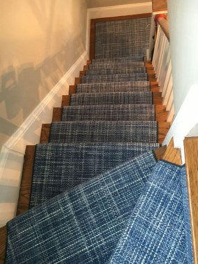 27 Carpeted Staircase Ideas That Will Add Texture And Warmth To Your Home 24