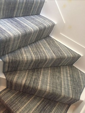 27 Carpeted Staircase Ideas That Will Add Texture And Warmth To Your Home 25