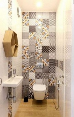 27 Cool Bathroom Tile Ideas For Your Next Renovation 02