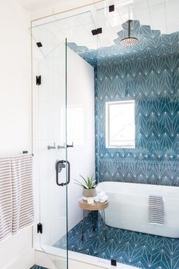 27 Cool Bathroom Tile Ideas For Your Next Renovation 10
