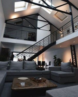27 Modern Loft Design Ideas You Need To Know 12