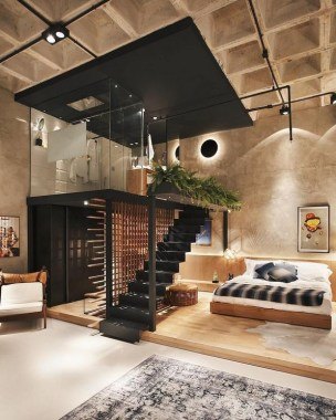 27 Modern Loft Design Ideas You Need To Know 17