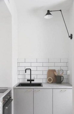 27 Modern Minimalist Kitchen Sink Ideas 25