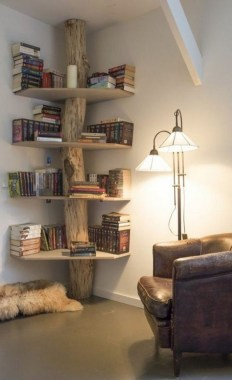 27 Smart And Unusual Book's Storage Ideas For Book Lovers 04