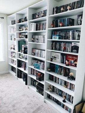 27 Smart And Unusual Book's Storage Ideas For Book Lovers 11