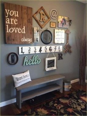 28 Adorable Wall Decorations To Fill Your Blank Space Wall 15