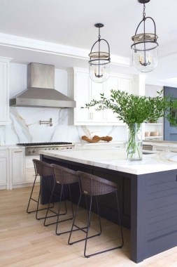 28 Gorgeous Kitchen Countertops Options To Get Your Own Dream Kitchen 01