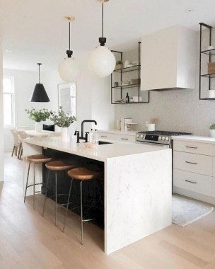 28 Gorgeous Kitchen Countertops Options To Get Your Own Dream Kitchen 17