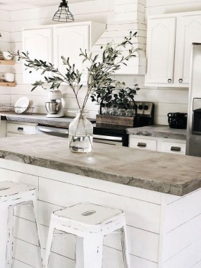 28 Gorgeous Kitchen Countertops Options To Get Your Own Dream Kitchen 22