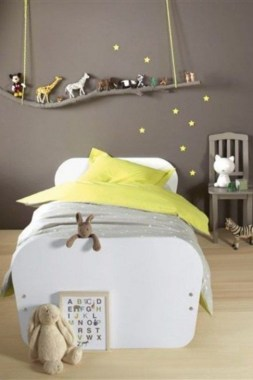 28 Unique Baby Boy Nursery Room With Animal Design 13