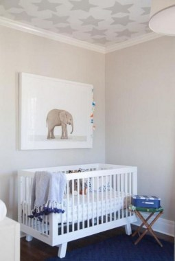 28 Unique Baby Boy Nursery Room With Animal Design 28