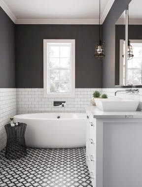 28 Ways To Make Your Small Bathroom Feel Bigger 04