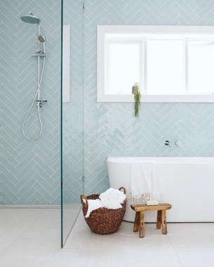 28 Ways To Make Your Small Bathroom Feel Bigger 28
