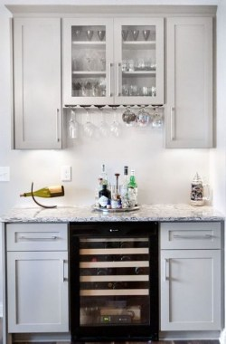 29 Stunning Ways To Upgrade Your Plain And Boring Kitchen Cabinets 04