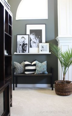29 Stylish Ways To Fill The Awkward Spaces In Your Home 19
