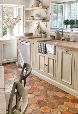 30 Best French Country Kitchen Design Ideas To Inspire You 25