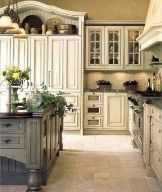 30 Best French Country Kitchen Design Ideas To Inspire You 32
