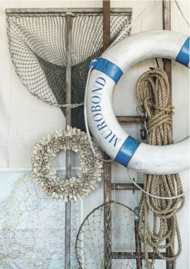 30 Classic Nautical Decor Ideas That'll Ready Your Home For Summer 12