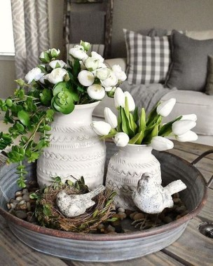 30 Inspiring Farmhouse Spring Decor Ideas For You 01