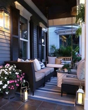 30 Inspiring Ways To Update Your Porch And Patio 12