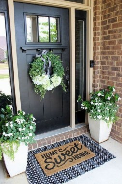 31 Best Ways To Sprucing Up Your Front Porch For Spring 16
