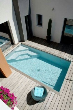 31 Refreshing Plunge Pool Design Ideas For You To Consider 07