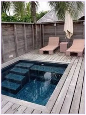 31 Refreshing Plunge Pool Design Ideas For You To Consider 19